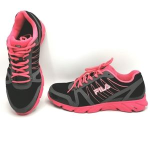 SIZE 10 FILA DLS Foam Mesh Running Shoes NWOT
